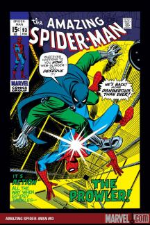 Amazing Spider-Man (1963) #93