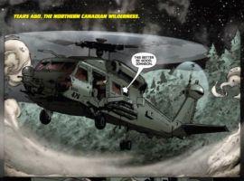 World War Hulk: Gamma Corps #3, page 1