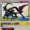 Spider-Man vs. Lizard, Card #112