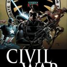Civil War Spotlight on Winter Soldier in Captain America #23