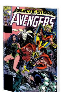 Avengers: Galactic Storm Vol.1 (Trade Paperback)