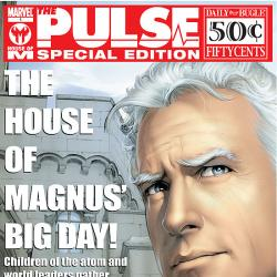 The Pulse: House of M Special (2005)