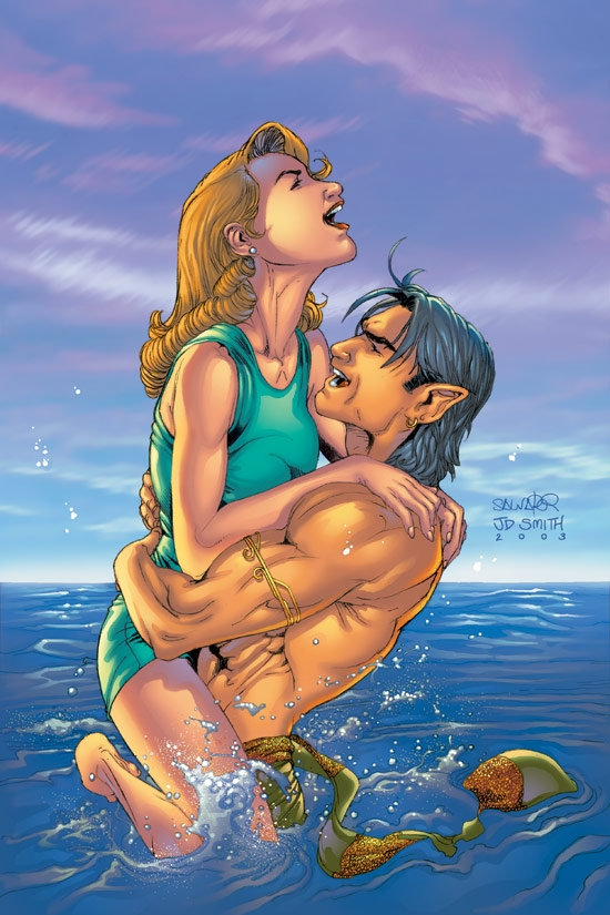 NAMOR (1999) #9 COVER
