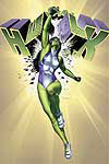 She-Hulk Vol. 1: Single Green Female (Trade Paperback)