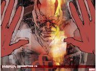 Daredevil: Redemption (2005) #6 Wallpaper