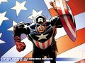 Captain America #44 variant cover by Sal Buscema