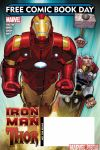 Free Comic Book Day 2010 (Iron Man/Thor) (2010)