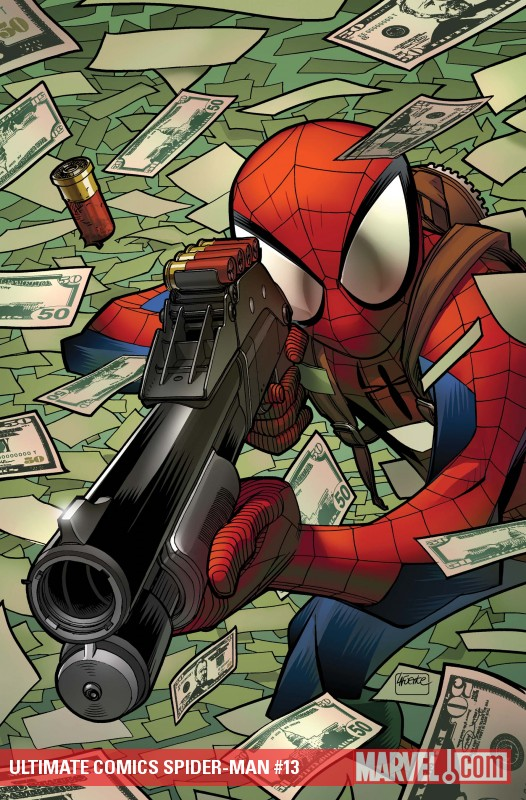 Ultimate Comics Spider-Man (2009) #13