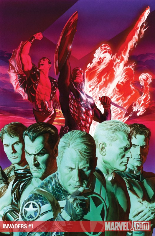 Invaders Now! (2010) #1