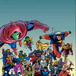 Marvel Legacy: The 1990s (2007)