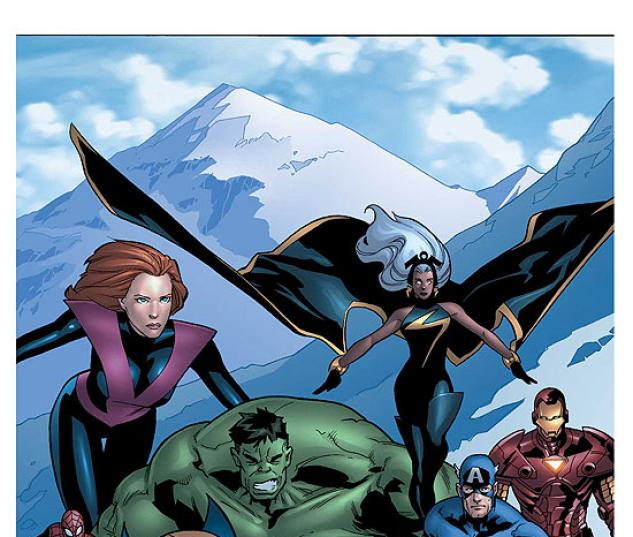 MARVEL ADVENTURES THE AVENGERS #15