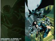 Uncanny X-Force (2010) #1 Wallpaper