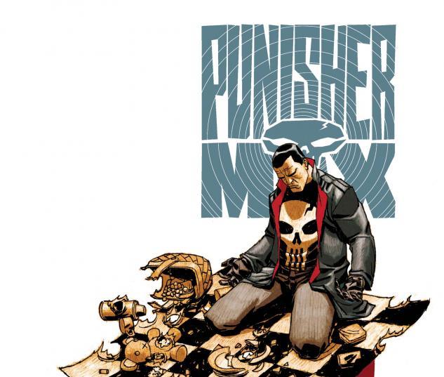 PUNISHERMAX #16 cover