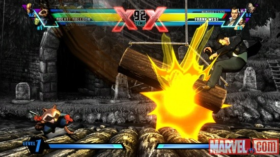 Ultimate Marvel vs. Capcom 3- Screenshot 10