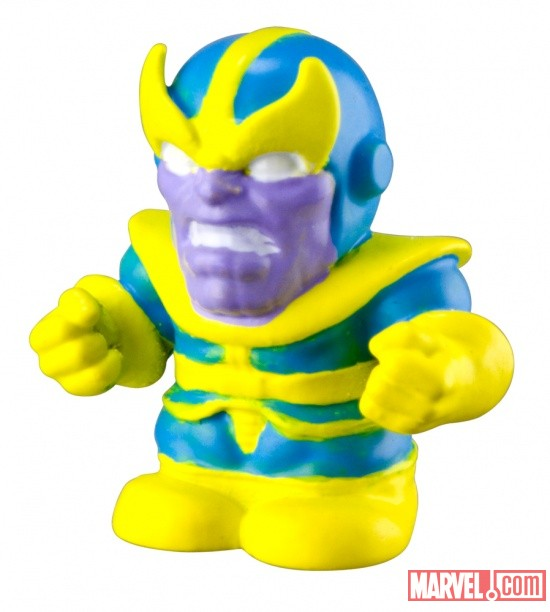Marvel Squinkies- Thanos