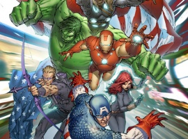 Sneak Peek: Avengers Assemble #1 Variant
