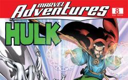 Marvel Adventures Hulk (2007) #8