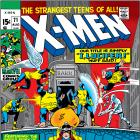 Uncanny X-Men #71
