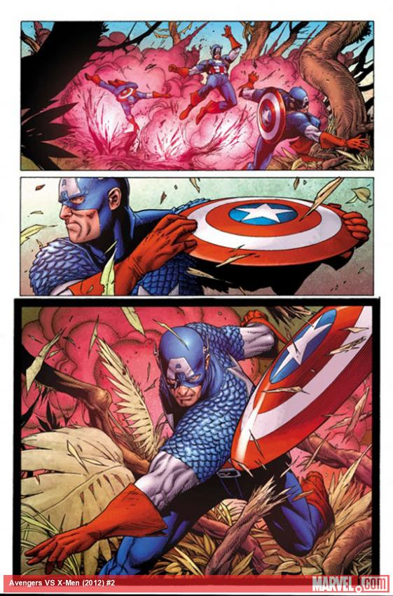 AVX: VS #2 preview art