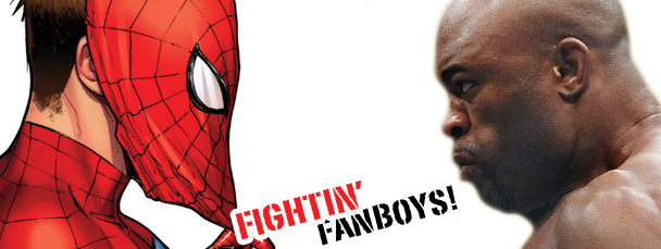 Fightin' Fanboys: Anderson Silva