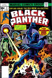 Black Panther #2 
