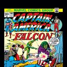 Captain America (1968) #163 Cover