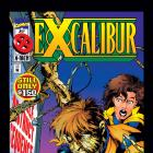 Excalibur (1988) #87 Cover