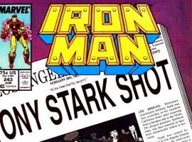 Iron Man (1968) #243 cover