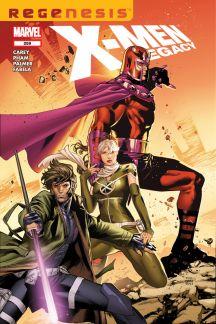 X-Men Legacy #259