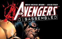 Avengers Disassembled TPB