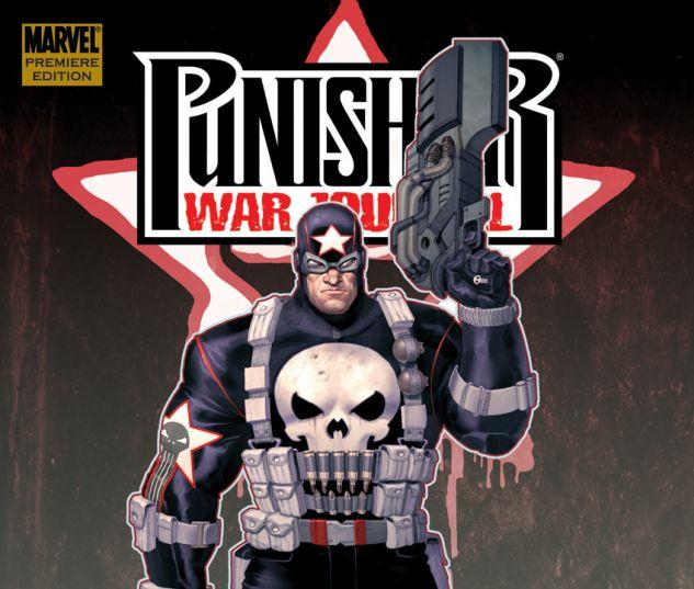 Punisher War Journal Vol. 2: Goin' Out West (2008) HC