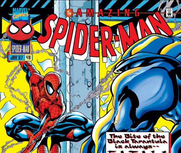 Amazing Spider-Man (1963) #419 Cover