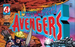 Avengers (1963) #397 Cover
