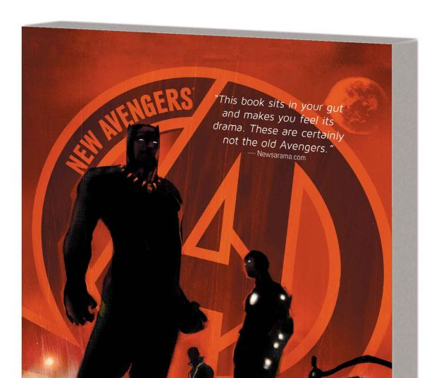 NEW AVENGERS VOL. 1: EVERYTHING DIES TPB (MARVEL NOW)