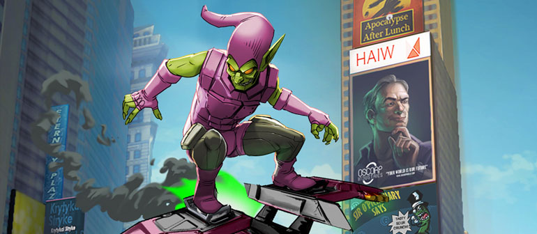 SDCC 2014: Spider-Man Unlimited