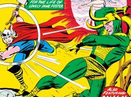 The Greatest Thor/Loki Battles