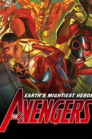 Avengers (2016 - 2018) thumbnail