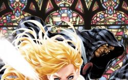 Cloak &amp; Dagger (2010) #1 cover by Mark Brooks