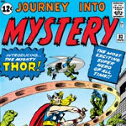 Journey Into Mystery (1952 - 1966)