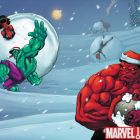Hulk &amp; Red Hulk Smash Holiday Season
