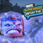Marvel Super Heroes: What The--?! Winter Games: Day 17