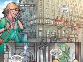 MARVEL ADVENTURES SUPER HEROES #14, page 1