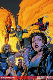 X-Men Forever (2009) #5