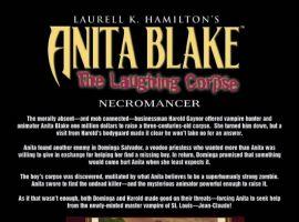 ANITA BLAKE: NECROMANCER #3, intro page