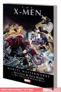 Marvel Masterworks: The X-Men Vol. 2 (Trade Paperback)