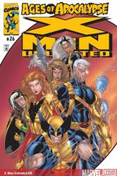 X-Men Unlimited #26 