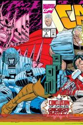 Cable: Blood &amp; Metal #2 