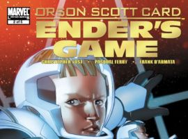 ENDER'S GAME: BATTLE SCHOOL #2