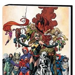 OFFICIAL HANDBOOK OF THE MARVEL UNIVERSE A TO Z VOL. 7 PREMIERE #1