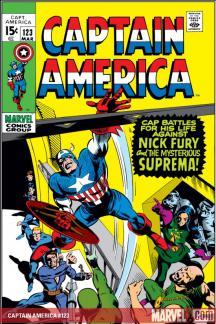 Captain America #123